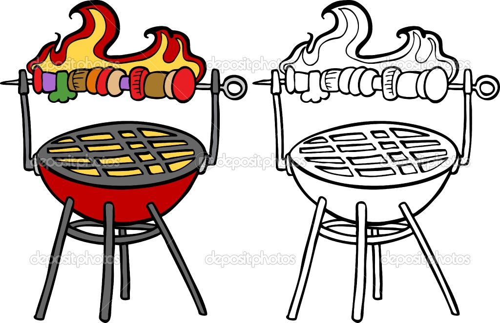 free clip art fire pit - photo #38