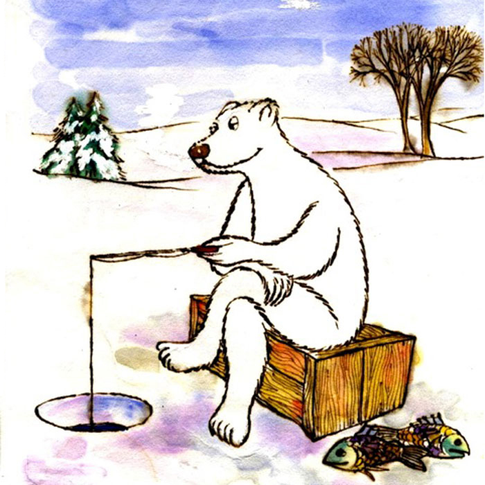 joe-farris-cartoons-polar-bear ...