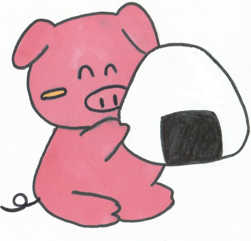 free clip art pink pig - photo #45