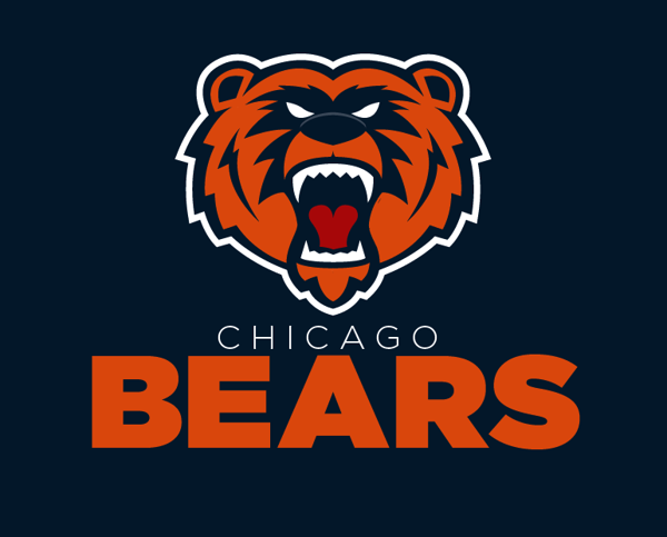 Chicago Bears Logo Concept on Behance