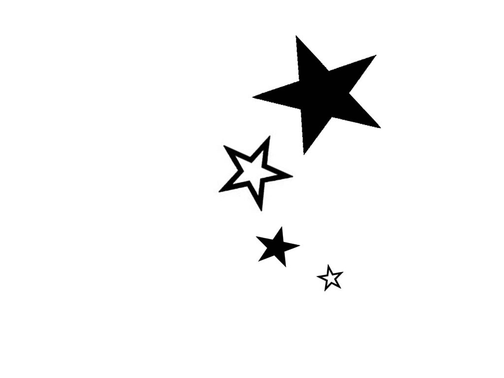 Free Star Tattoo Designs