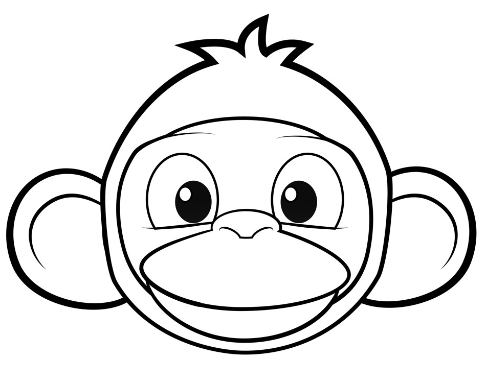 Monkeys Printables  Making Learning Fun
