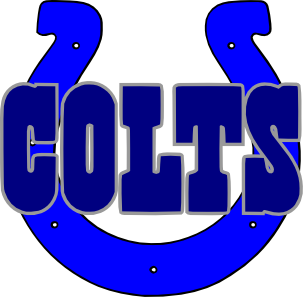 colts logo clip art clipartsco