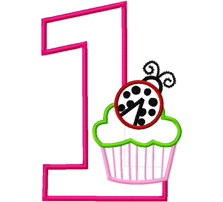 Birthday Cupcake Image - Cliparts.co