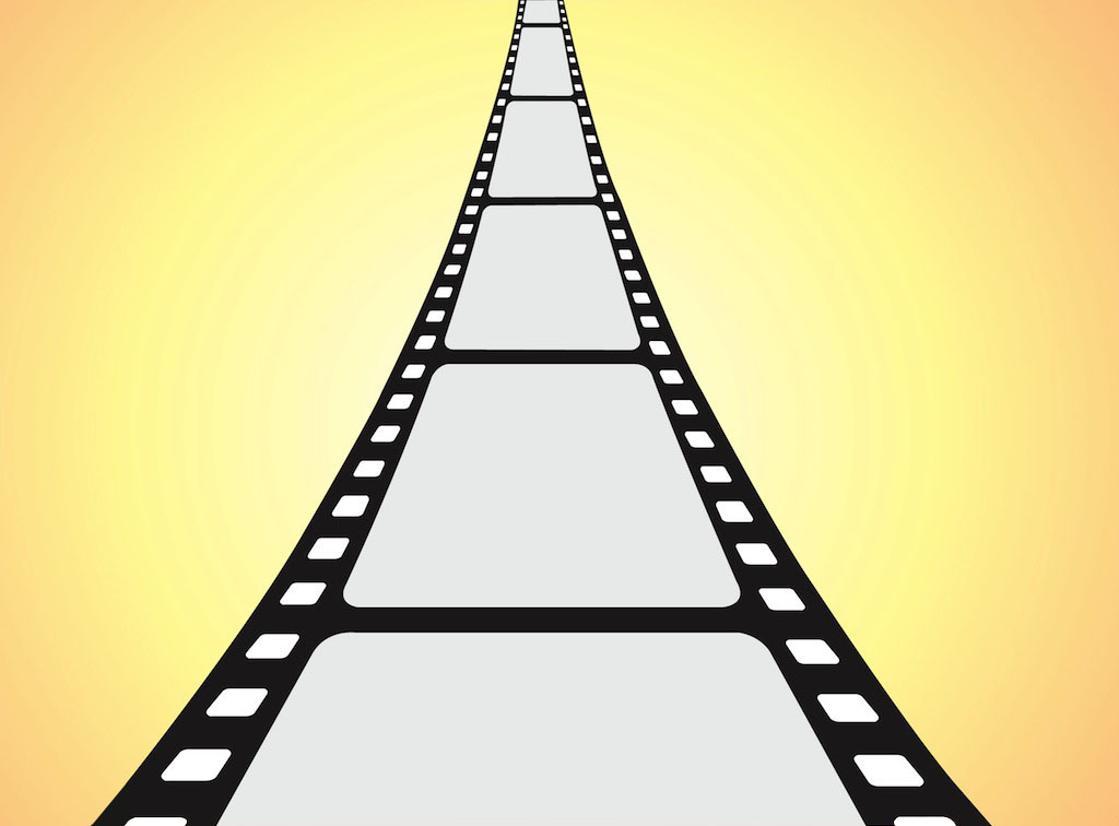 Free Film strip Vectors