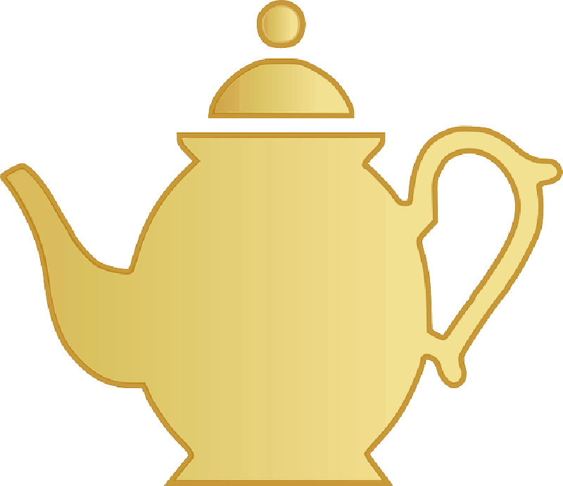 ICON, OUTLINE, DRAWING, CARTOON, TEMPLATE, FREE, TEAPOT - Public ...