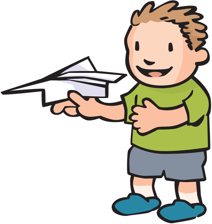 Paper Airplane Clip Art - Cliparts.co