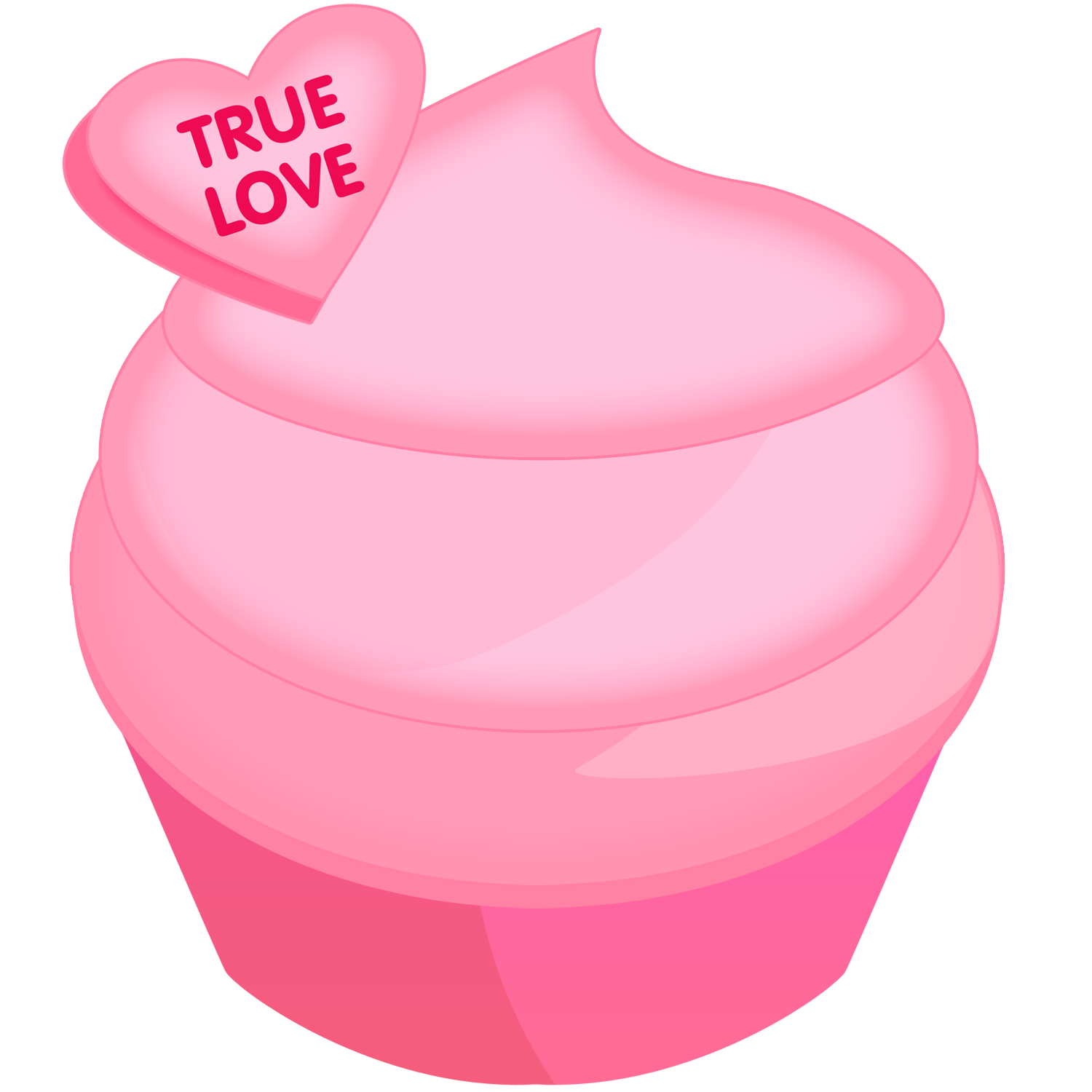 pink-cupcake-clipart.png - ClipArt Best - ClipArt Best