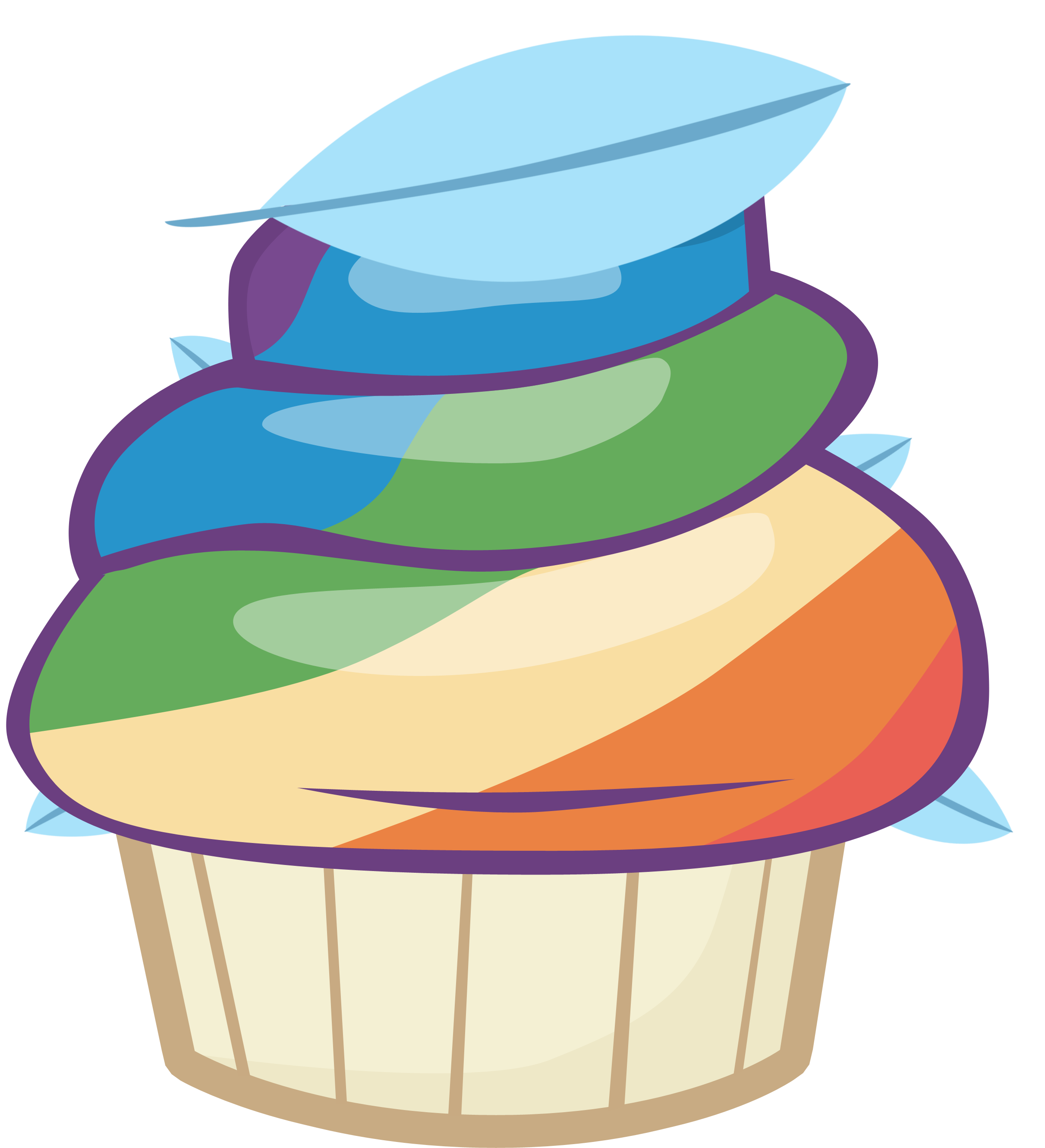 Cupcake Animated Images : Cupcake Cartoon Icon Png - ClipArt Best - Cliparts.co