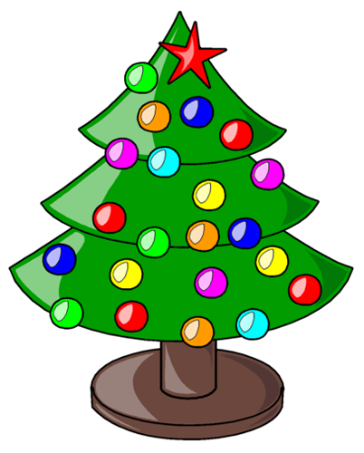 Clip Art Christmas Scenes - Cliparts.co