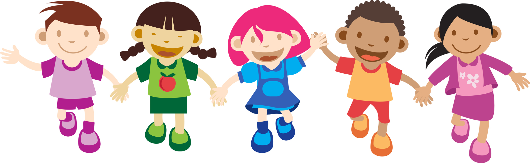 Cartoon Images Of Children Learning Background 1 HD Wallpapers ...