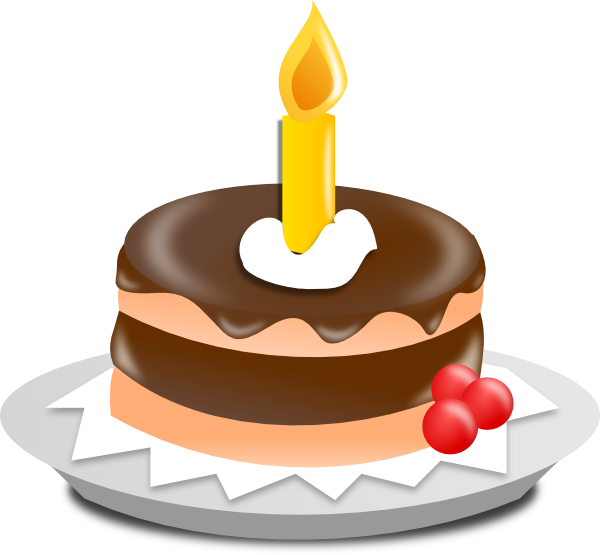 Cake Clipart 1st : Birthday Clip Art Microsoft - Cliparts.co