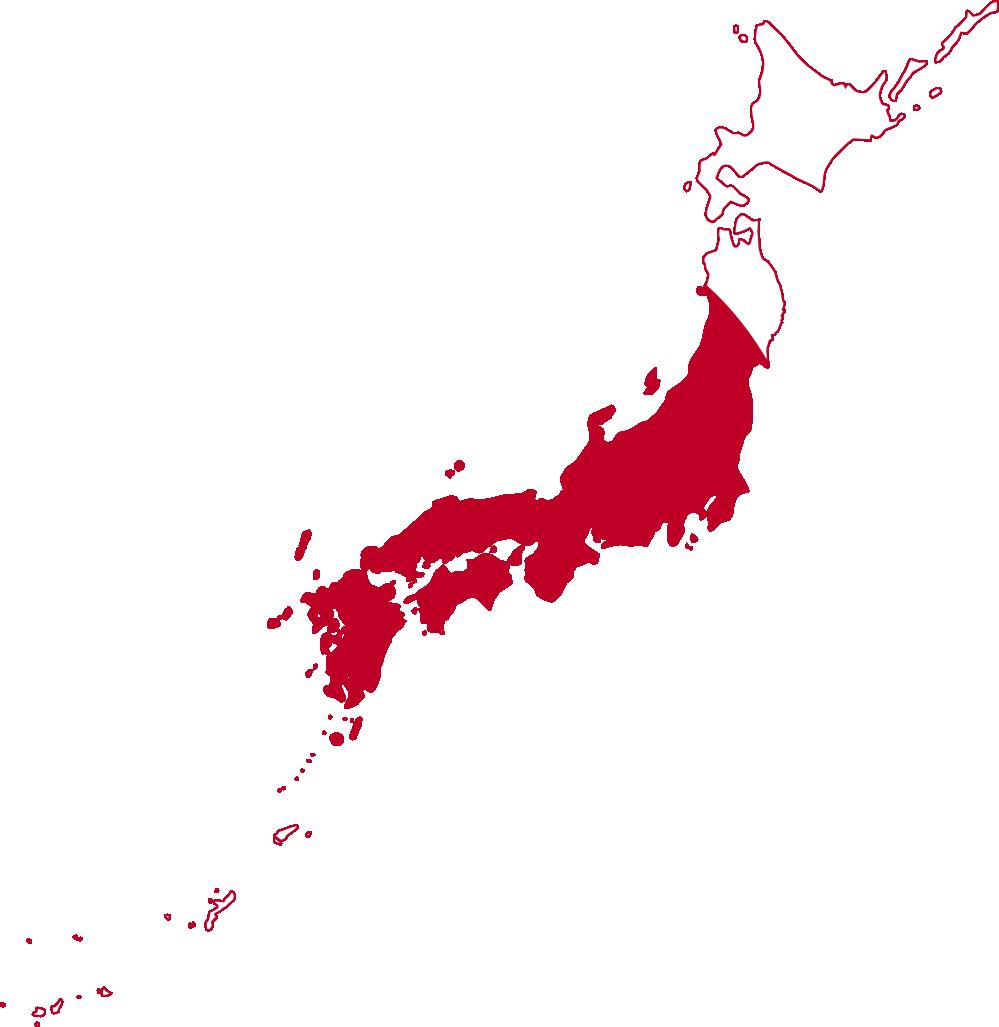 Image Gallery Japan Map Clip Art - Japan map vector art