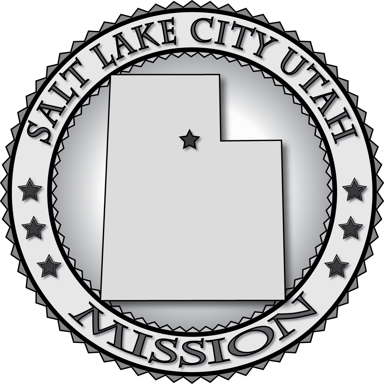 Utah – LDS Mission Medallions & Seals : My CTR Ring
