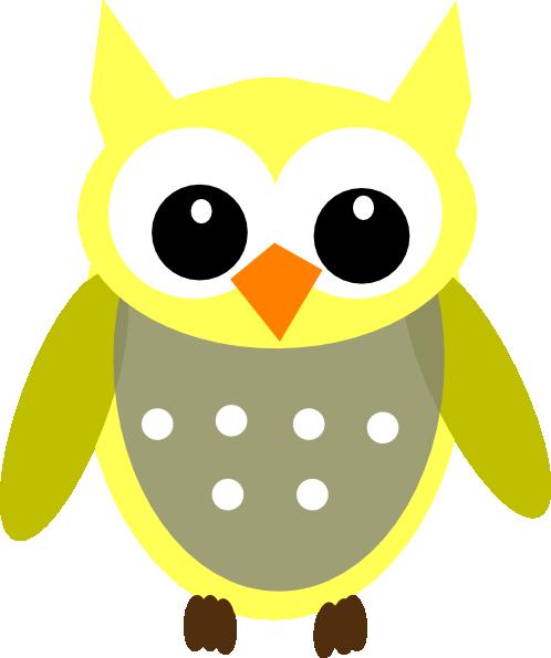 Free Cute Owl Clip Art - Cliparts.co
