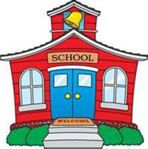 Little Red School House Clip Art - Cliparts.co