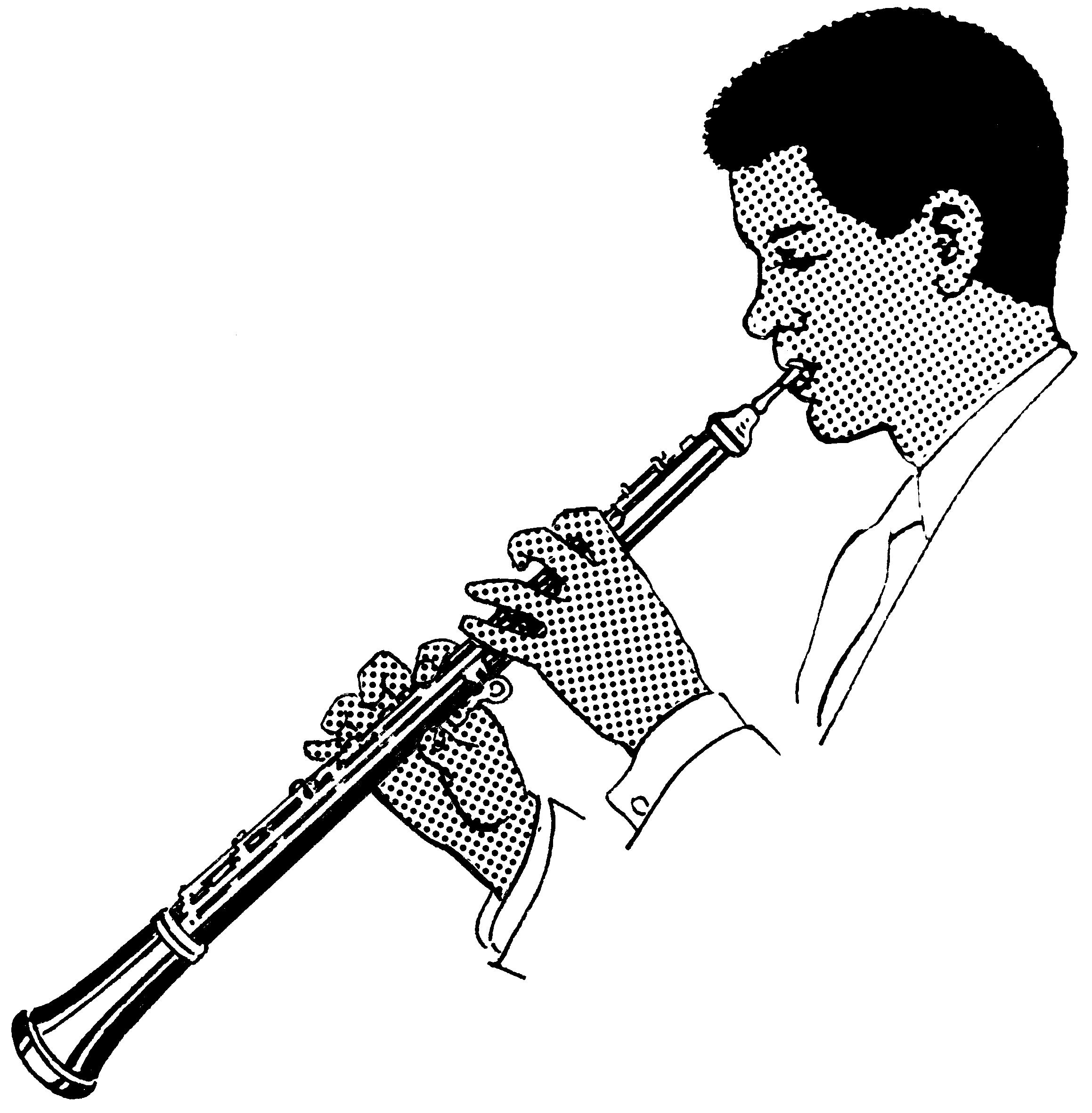 Clipart Oboe Oboe Clip Art - ClipArt Best