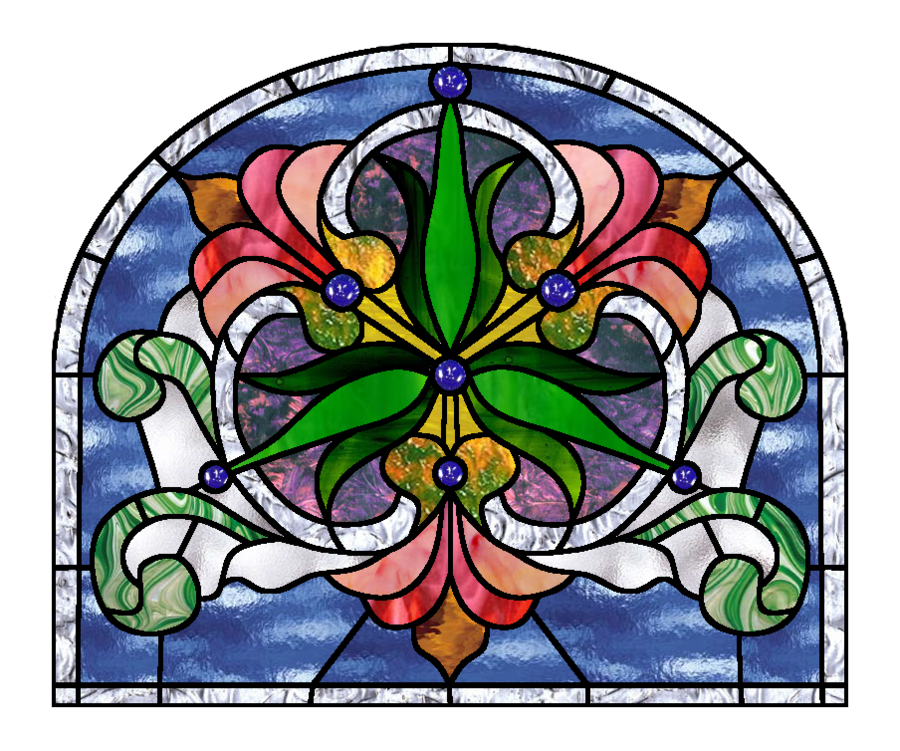 free clipart stained glass window - photo #14