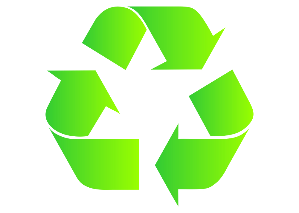 recycle logo vector clipartsco
