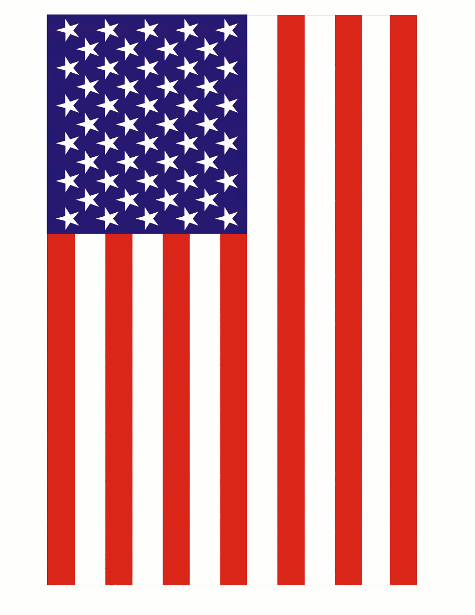 American Flag Border Clip Art - Cliparts.co