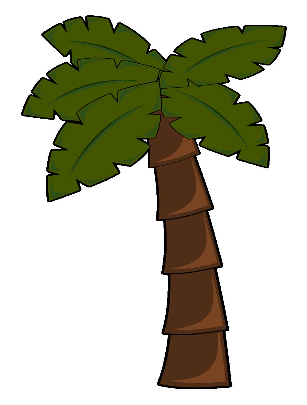 Luau Palm Tree Clip Art | Clipart Panda - Free Clipart Images ...