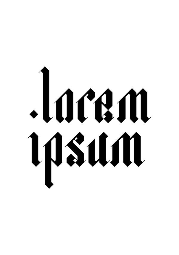 Valence Typeface On Typography Served