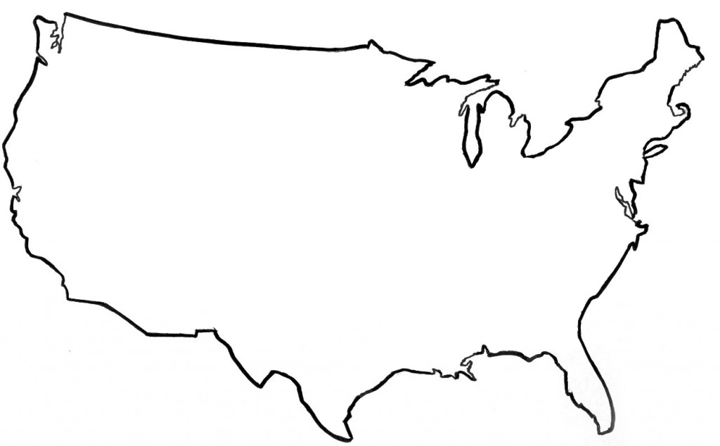 clip art map united states - photo #29