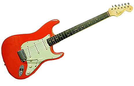 Electric Guitar Clipart - Cliparts.co