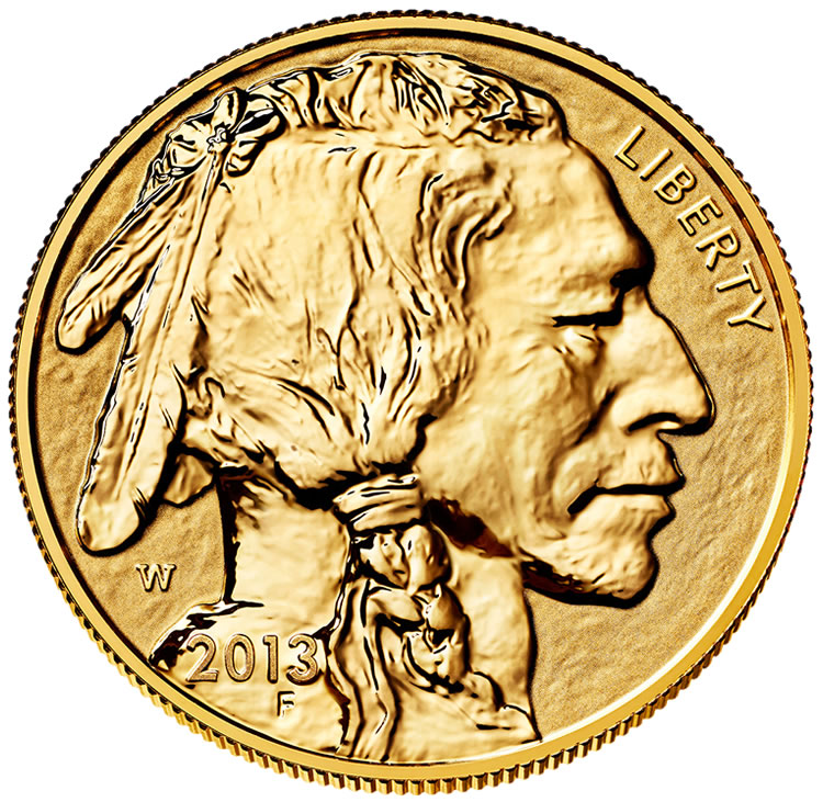 2013 Reverse Proof American Buffalo Gold Coin, $34.4M Sales Start ...