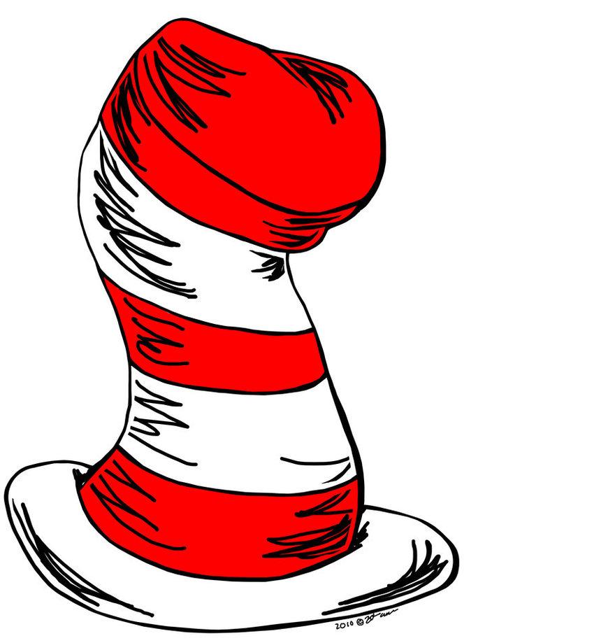 Dr Seuss Hat Clip Art - Cliparts.co