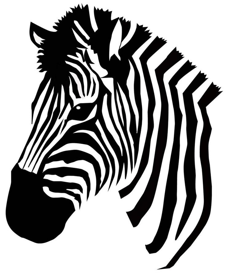 Cute Zebra Backgrounds - Cliparts.co