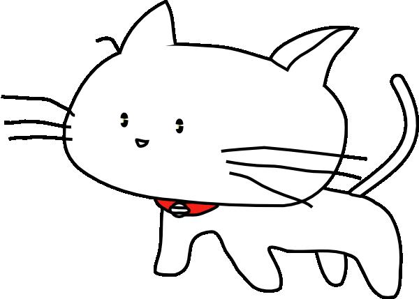Cute Cartoon Cat Face Clipart Best Cliparts Co