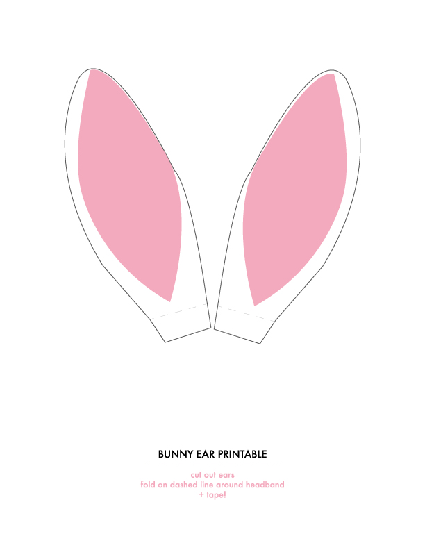 Printable Ears - Cliparts.co
