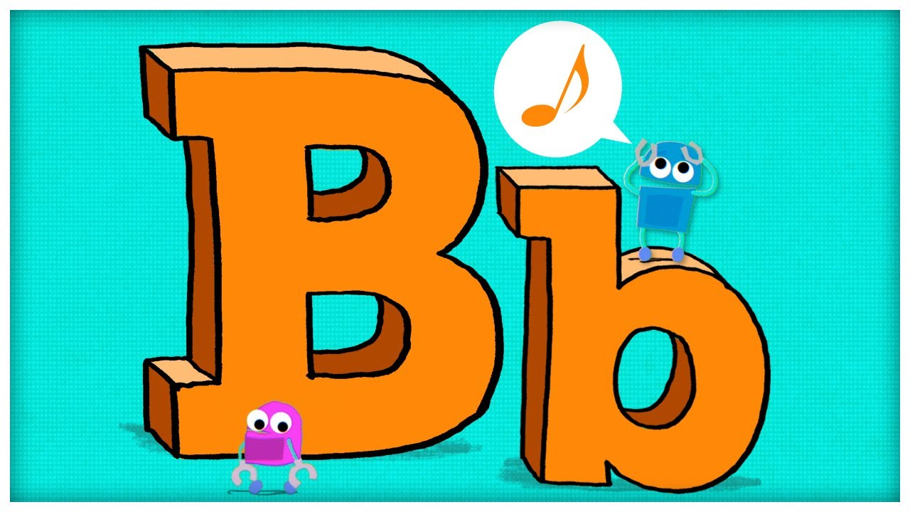 ABC Song: The Letter B,