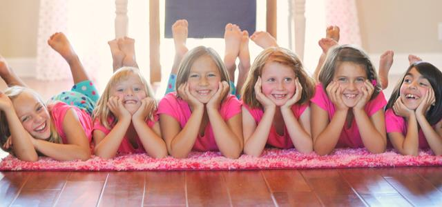 Tips for a Great Slumber Party - Project Junior