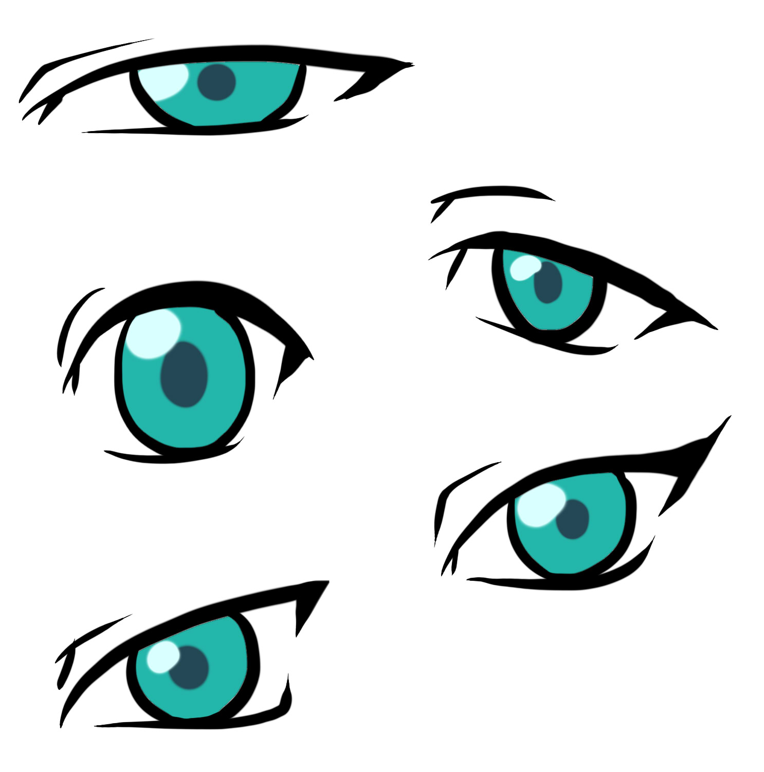 scared anime eyes male hd images 3 hd wallpapers