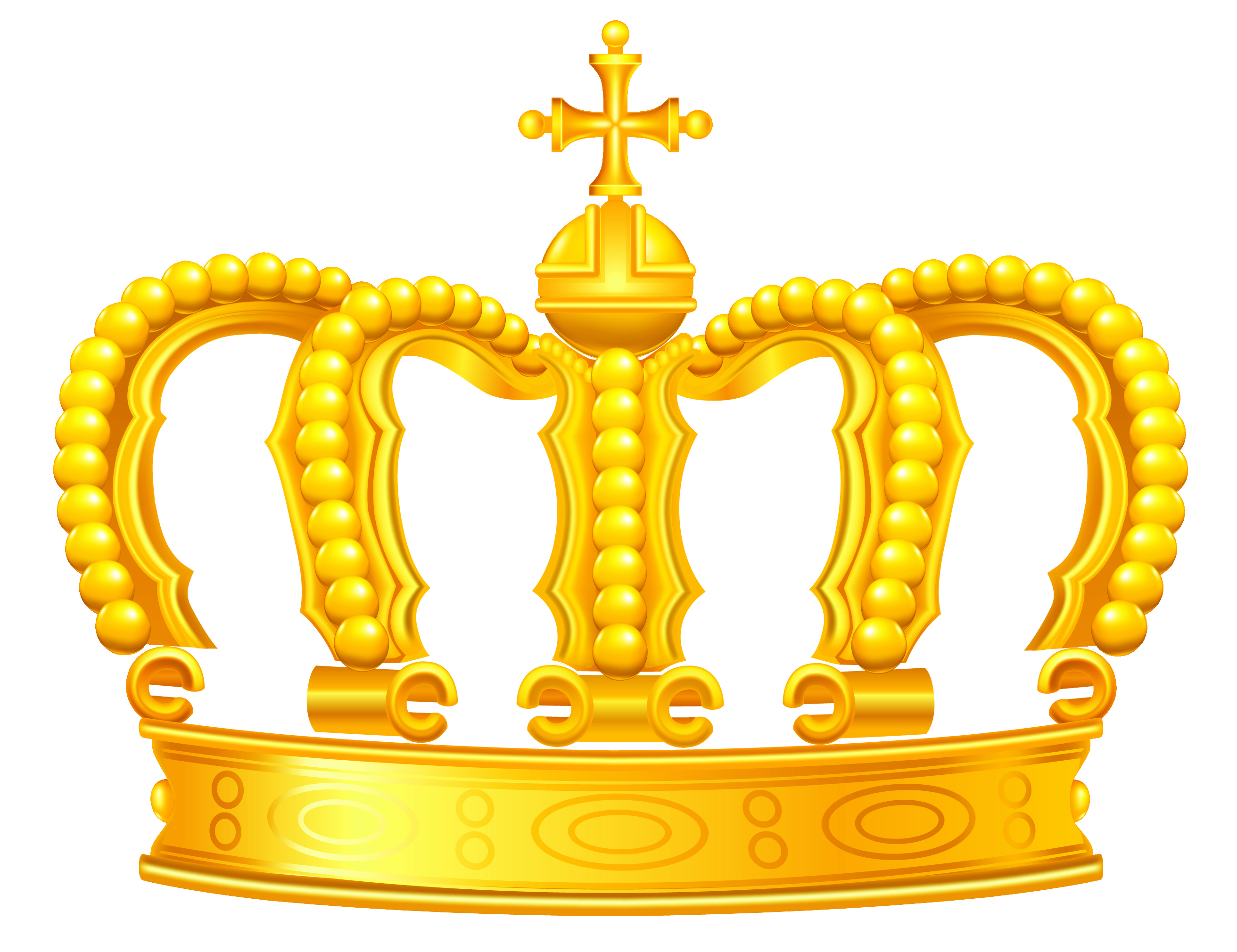 Gold Crown Clip Art - Gallery