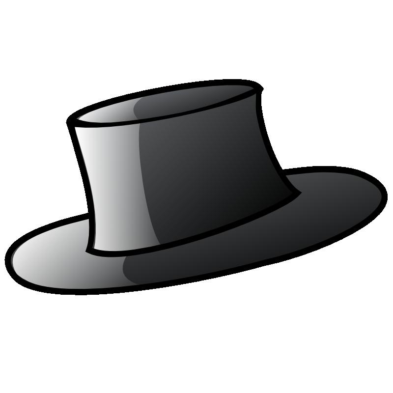 Top Hat Clip Art - Cliparts.co