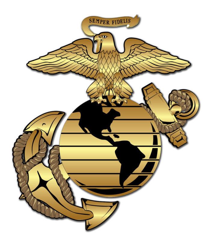 Marine Corp Emblem Clip Art Cliparts Co
