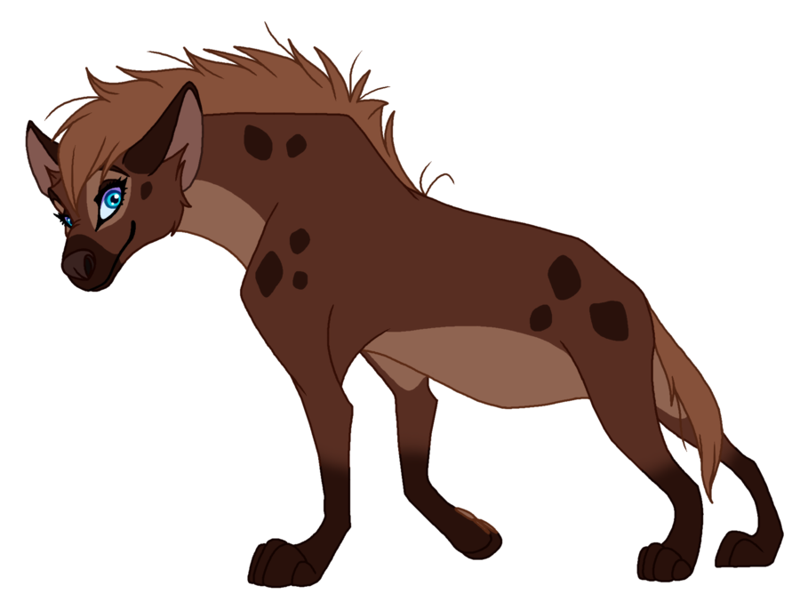 Etana - Hyena OC by Lord-StarryFace on deviantART