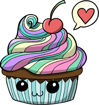 Cupcake Animated Images : Cupcake Cartoons - Cliparts.co