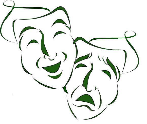 Theatre Mask Clip Art - Cliparts.co