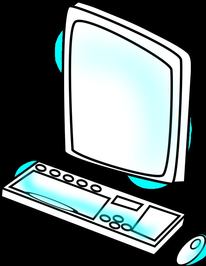 computer clip art funny - photo #7