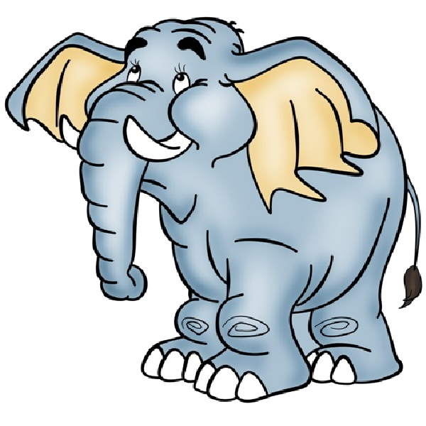 cartoon elephant wallpaper - photo #27