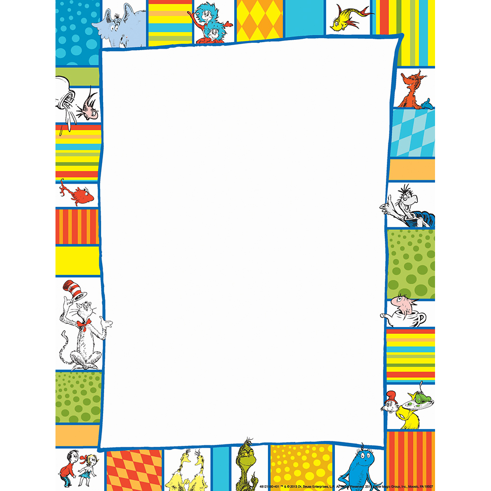 School Borders For Paper | Clipart Panda - Free Clipart Images