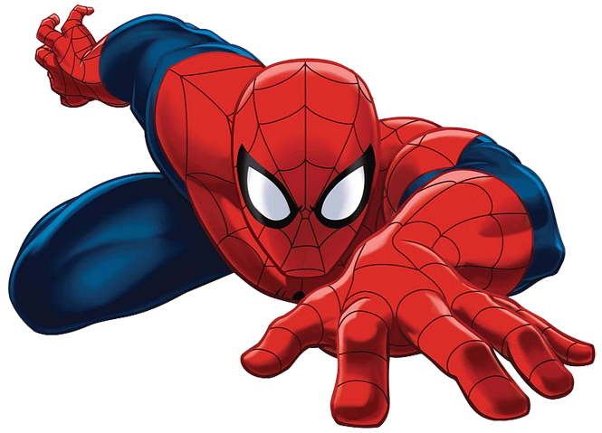 Spider-man Clipart - ClipArt Best - ClipArt Best