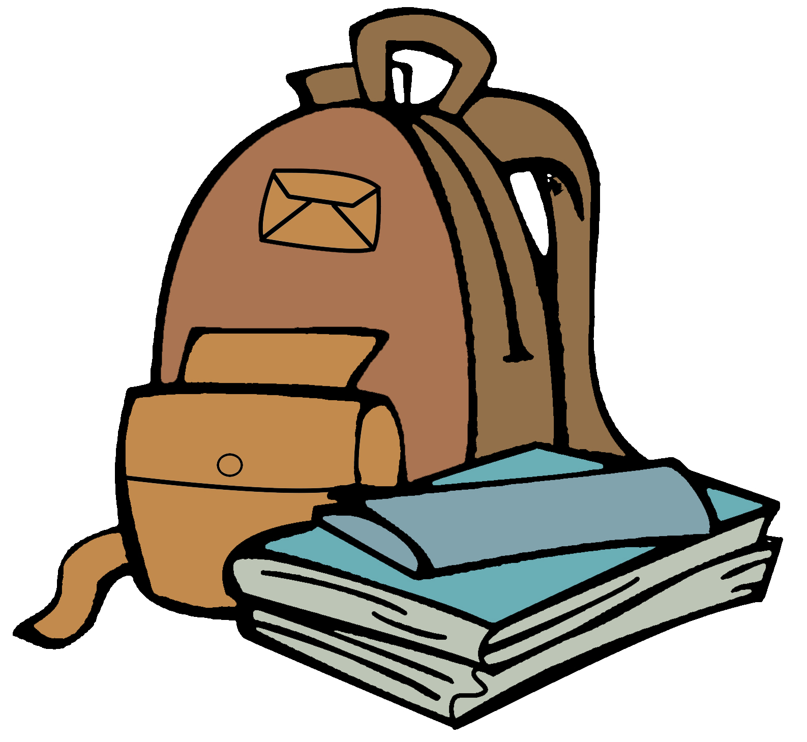clipart rucksack - photo #25