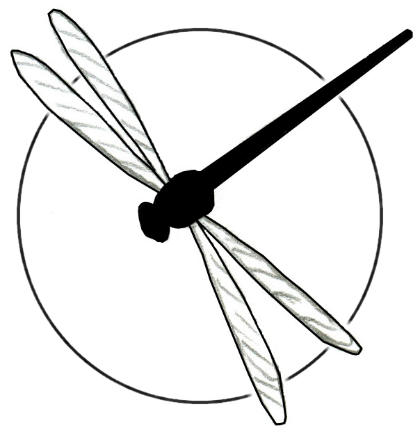 Line Drawing Dragonfly : Dragon fly drawings cliparts