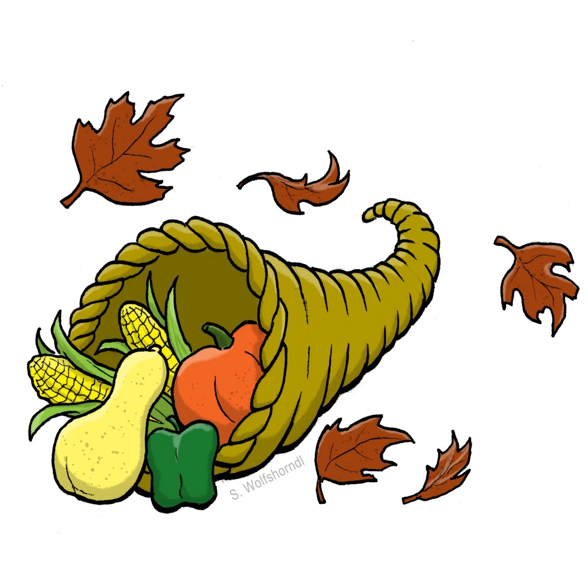 free clip art images thanksgiving - photo #2