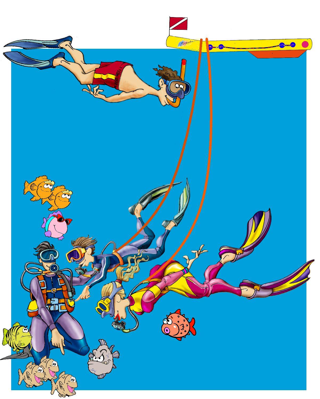 Cartoon Scuba Diver Pictures Cliparts Co